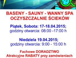 Dni otwarte Ekoservispol 17-19 kwiecień 2015