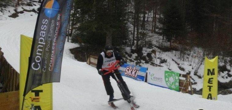 Ekoservispol jednym ze sponsorów Mistrzostw Polski w Ski Trikke 2015
