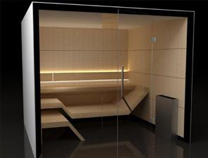 Sauna Moderline